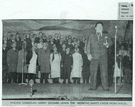 The story of the Choir 1935-85 :: Morriston Orpheus Choir