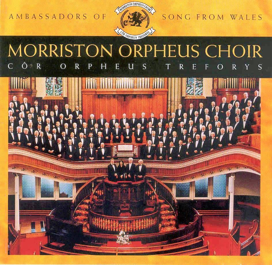 Recordings from 2000 :: Morriston Orpheus Choir