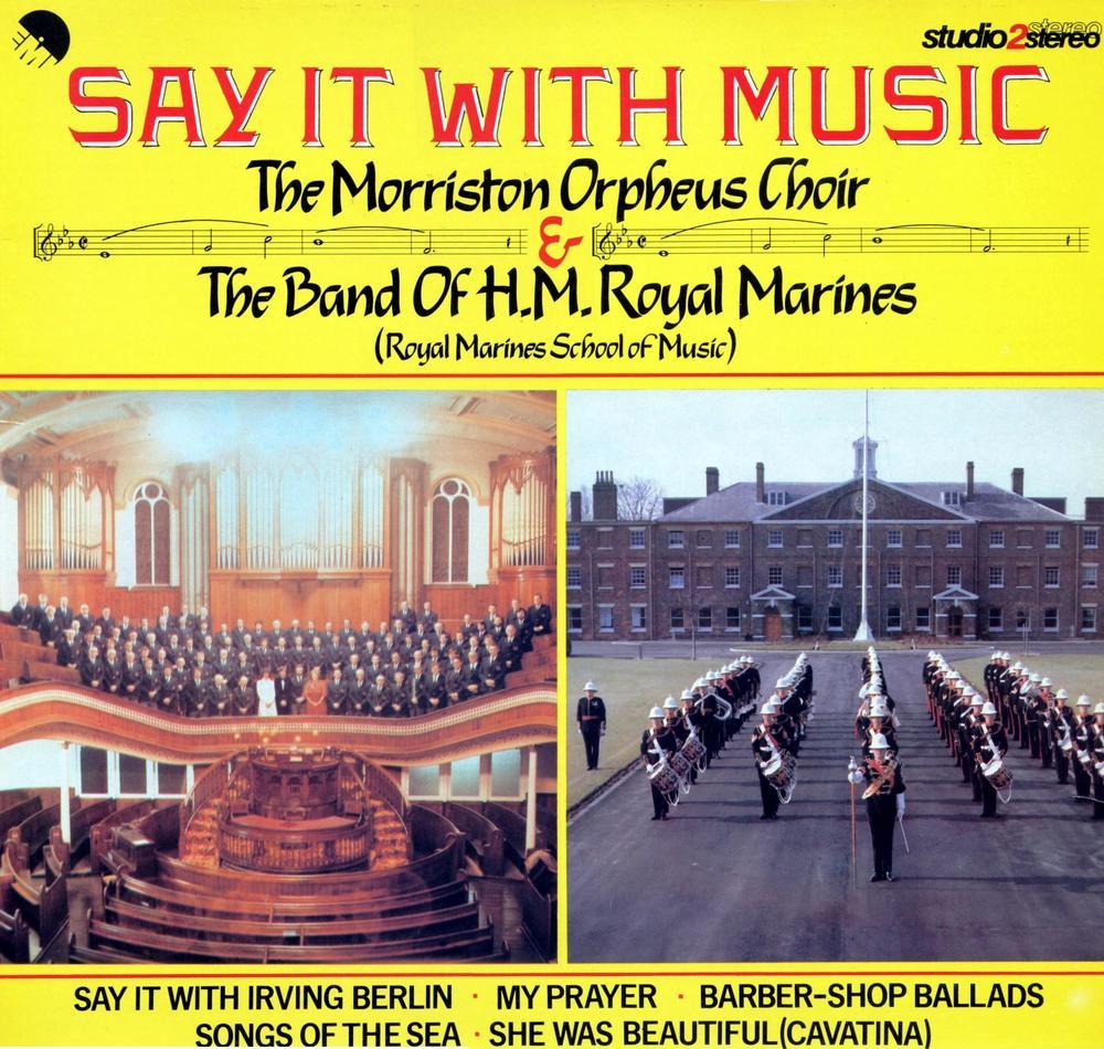 TV, film and Radio appearances of the Morriston Orpheus Choir