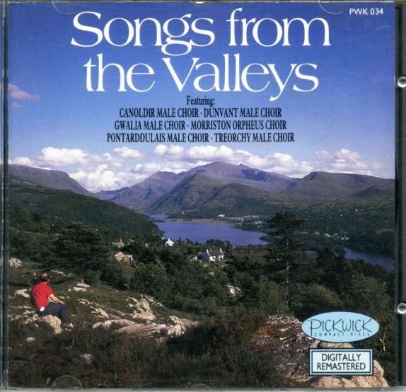 Timmy Thick Theme Song By Michael Jones: Recordings From 1980s :: Morriston Orpheus Choir